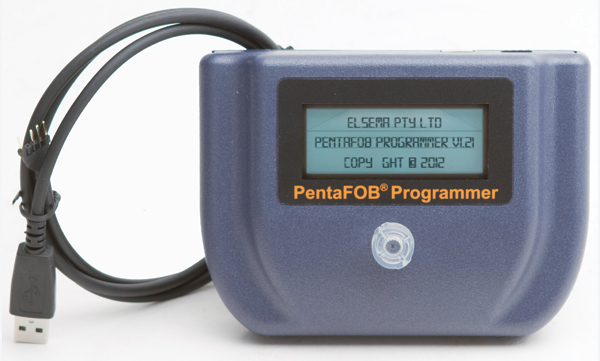 PentaFOB Programmer for Adding, Delete and Editing Remotes