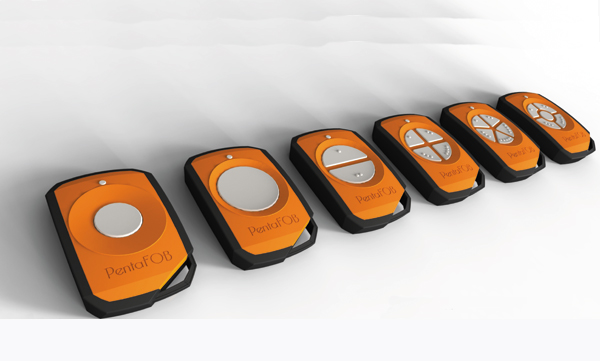 PentaFOB remotes. Easy to program