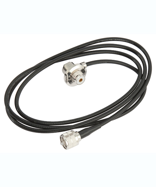 PL259 with Coaxial cable