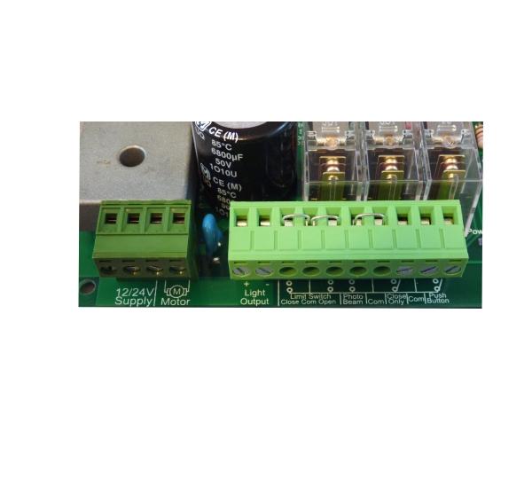 boom gate controller