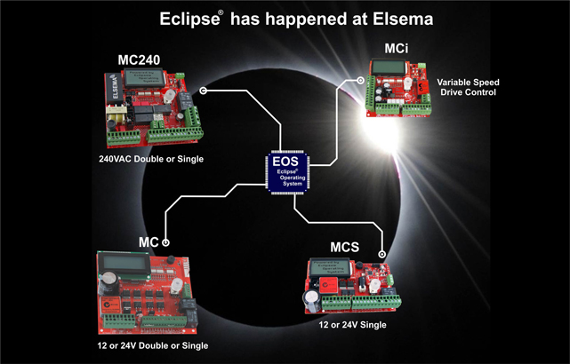 Eclipse® has happened at Elsema