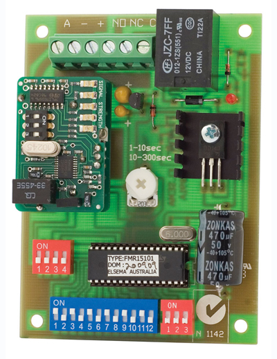 1-ch receiver with relay output