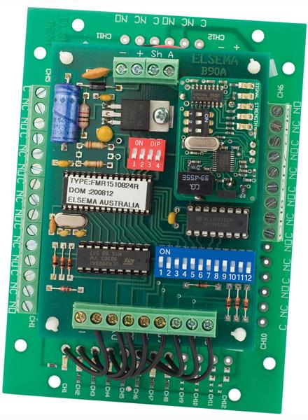 151MHz industrial receiver