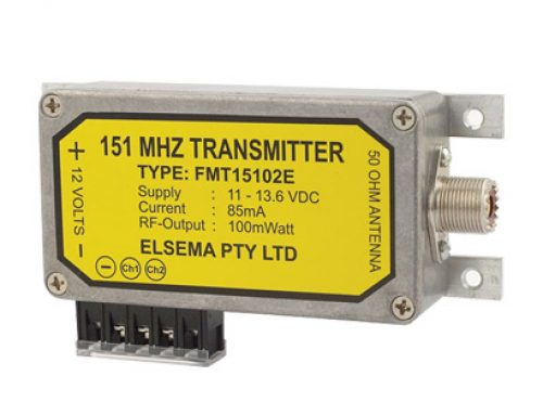 FMT 151 series, 151MHz long range wireless transmitters