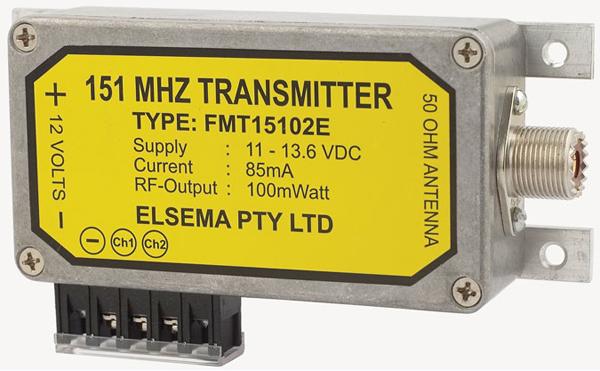 2-ch Long range transmitter