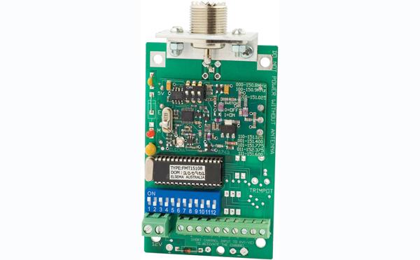 8-ch transmitter