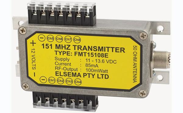 8-ch outdoor transmitter