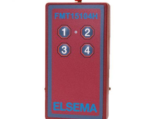 151MHz FM series, Industrial grade remotes
