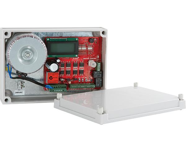 24 Volt motor controller in a case