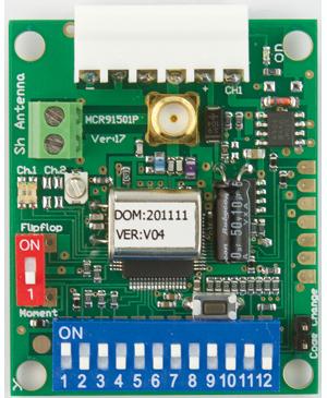 1-ch plug in receiver