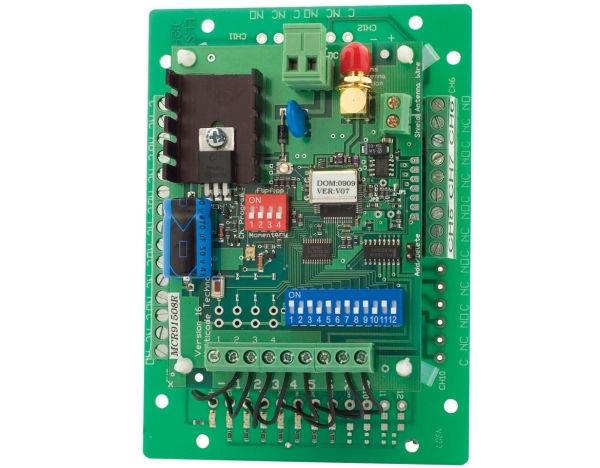 cheap automotive remote control.