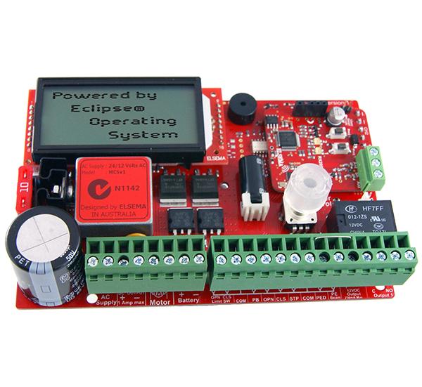 24V motor controller