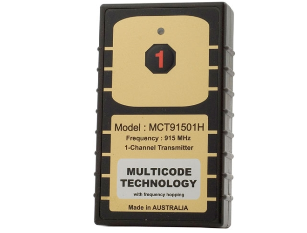 1-ch remote ideal for trucks