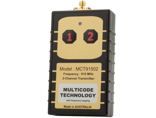2-ch long range remote