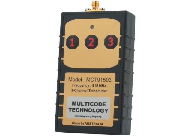 3-ch long range remote