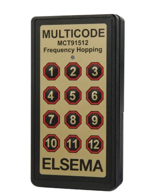 12-button remote
