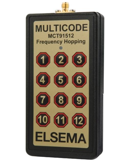 12-button long range remote