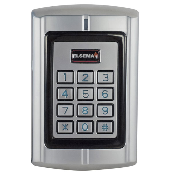 Long range wireless keypad