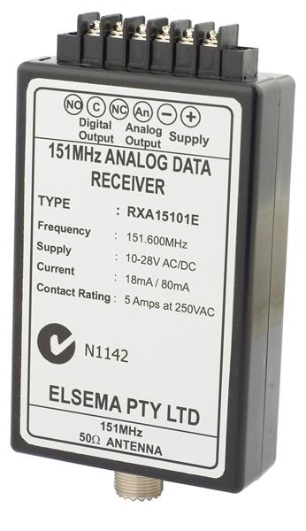 2-40mA receiver