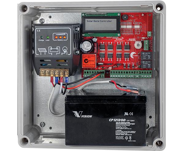 Control Card For Automatic Gates Elsema