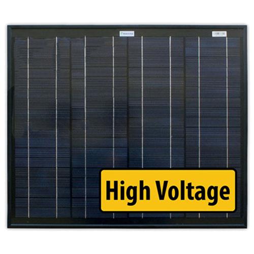 24 Volt solar panel