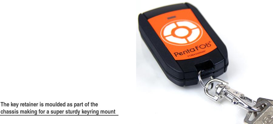 Waterproof Remote